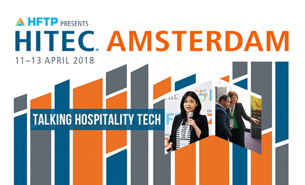 Hitec Amsterdam 2018